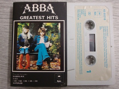 Abba - Greatest Hits Cassette Tape EPC4069218