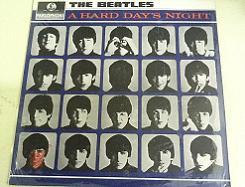 The Beatles A Hard Day's Night Vinyl LP. UK. 6th Pressing
