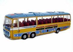The Beatles Bedford Val Coach - Magical Mystery Tour Corgi Toy 2000