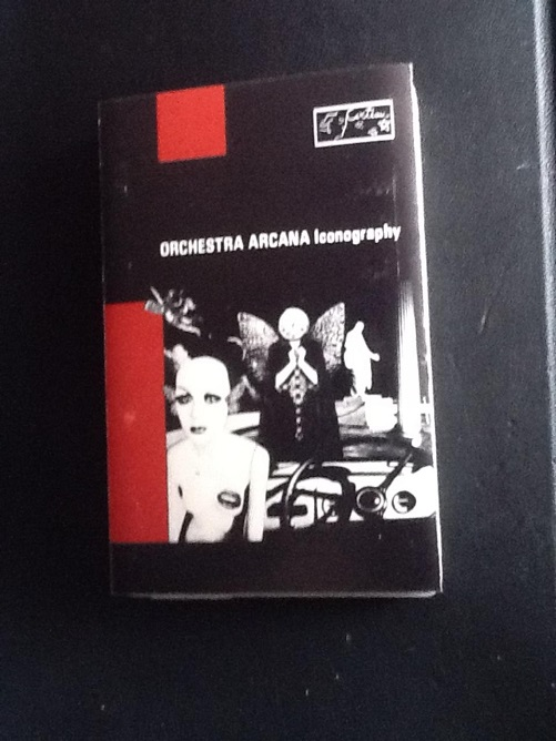 Bill Nelson's Orchestra Arcana Iconography Cassette