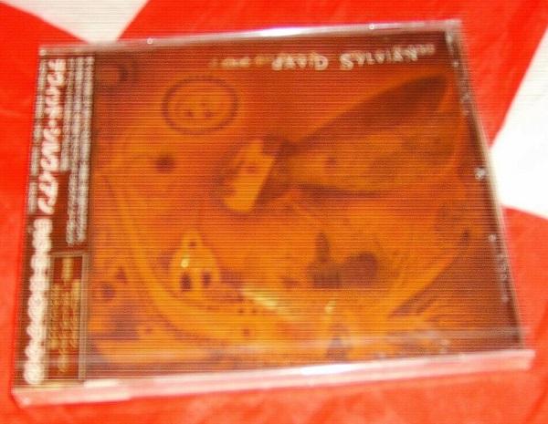 David Sylvian Dead Bees On A Cake CD, Album, Promo Japan