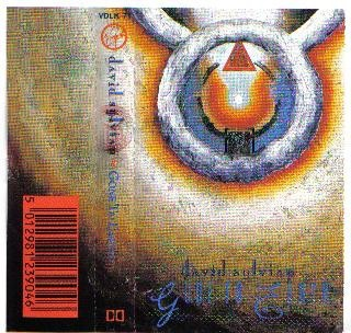 David Sylvian Gone To Earth Italy Cassette