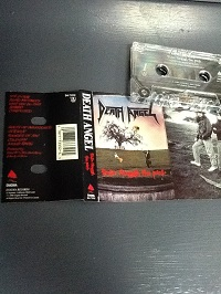 Death Angel Frolic Through The Park Cassette