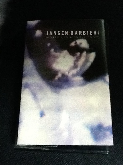 Jansen Barbieri - Worlds In A Small Room Cassette, Album (UK) (1986) For Sale (January 2020: 1 in stock @ £14.99 if delivered to UK address)