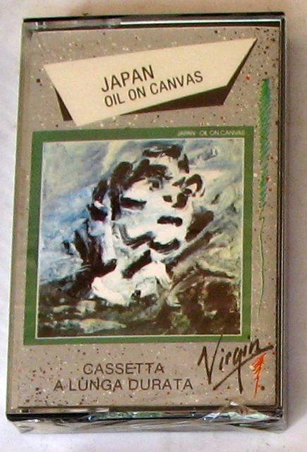 Japan Oil On Canvas Italy Cassette