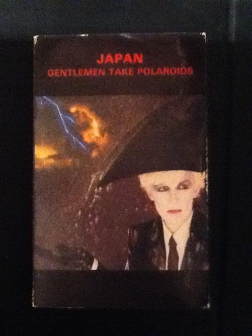 Japan Gentlemen Take Polaroids UK Cassette
