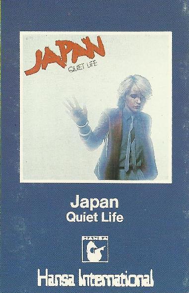 Japan Quiet Life 1980 Germany Cassette