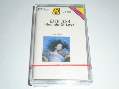 Kate Bush - Hounds Of Love MG 115 IMPORT Brand New Sealed Cassette Tape