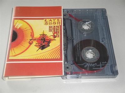 Kate Bush - The Kick Inside Cassette Tape