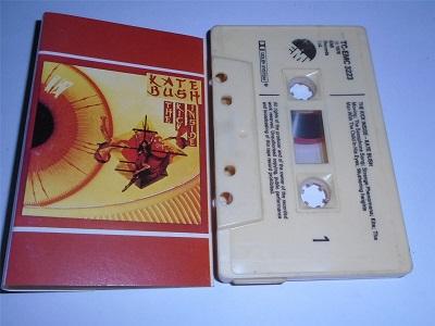 Kate Bush - The Kick Inside Cassette Tape TCEMC3223 Cream Shell