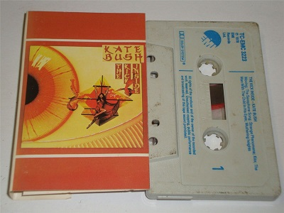 Kate Bush - The Kick Inside OC26206603 Cassette Tape