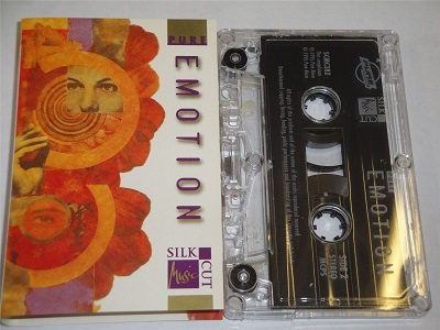 Pure Emotion - SCMC382 Cassette Tape with kate Bush and Bryan Ferry