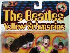 The Beatles John Yellow Submarine MacFarlane Figure