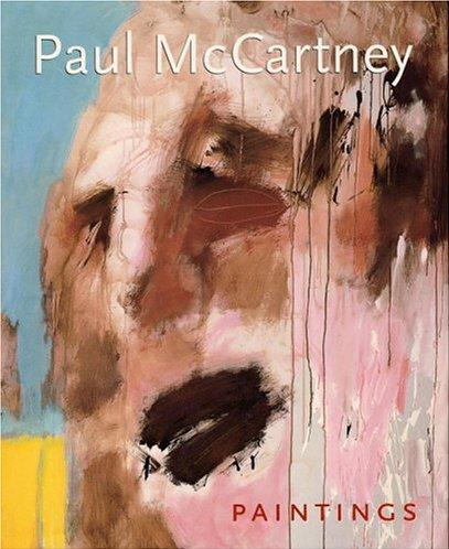 paul mccartney paintings books