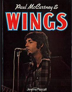 paul mccartney and wings books
